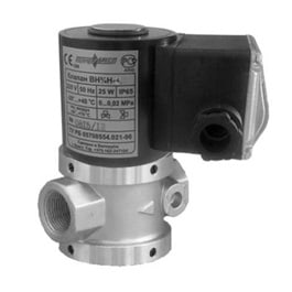 Клапан электромагнитный ВН1С-4