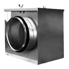 Фильтр кассетный LUFTMEER LM Duct Q 50-25