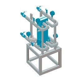 Модуль учета холодной воды ЭЛЕКОМ