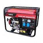 Бензиновый генератор LEEGA Power Generation LT 7500 | CL | 3