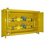 Комплекс для измерения количества газа СГ-ТК-Т-650/1,6 Ду=150мм (TRZ G400)